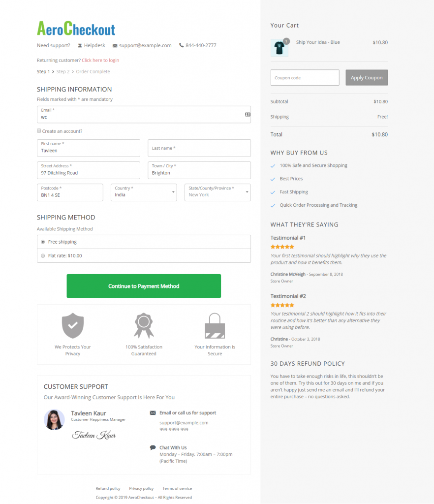 woocommerce checkout template backed by amazon checkout. Black Bedroom Furniture Sets. Home Design Ideas