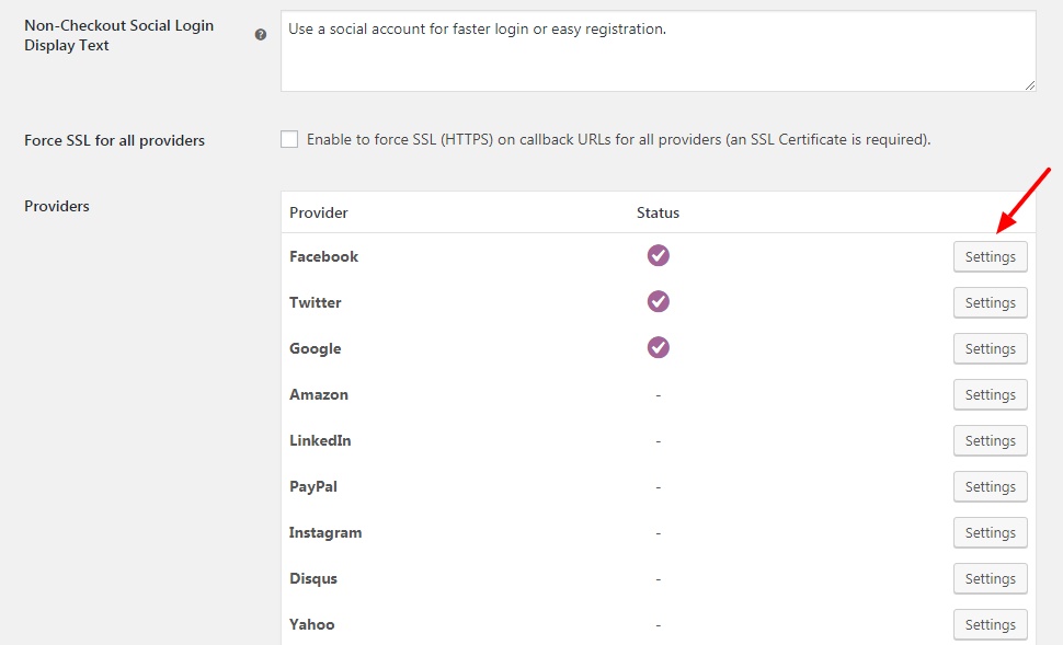 Compatibility with Woocommerce Social Login | BuildWooFunnels