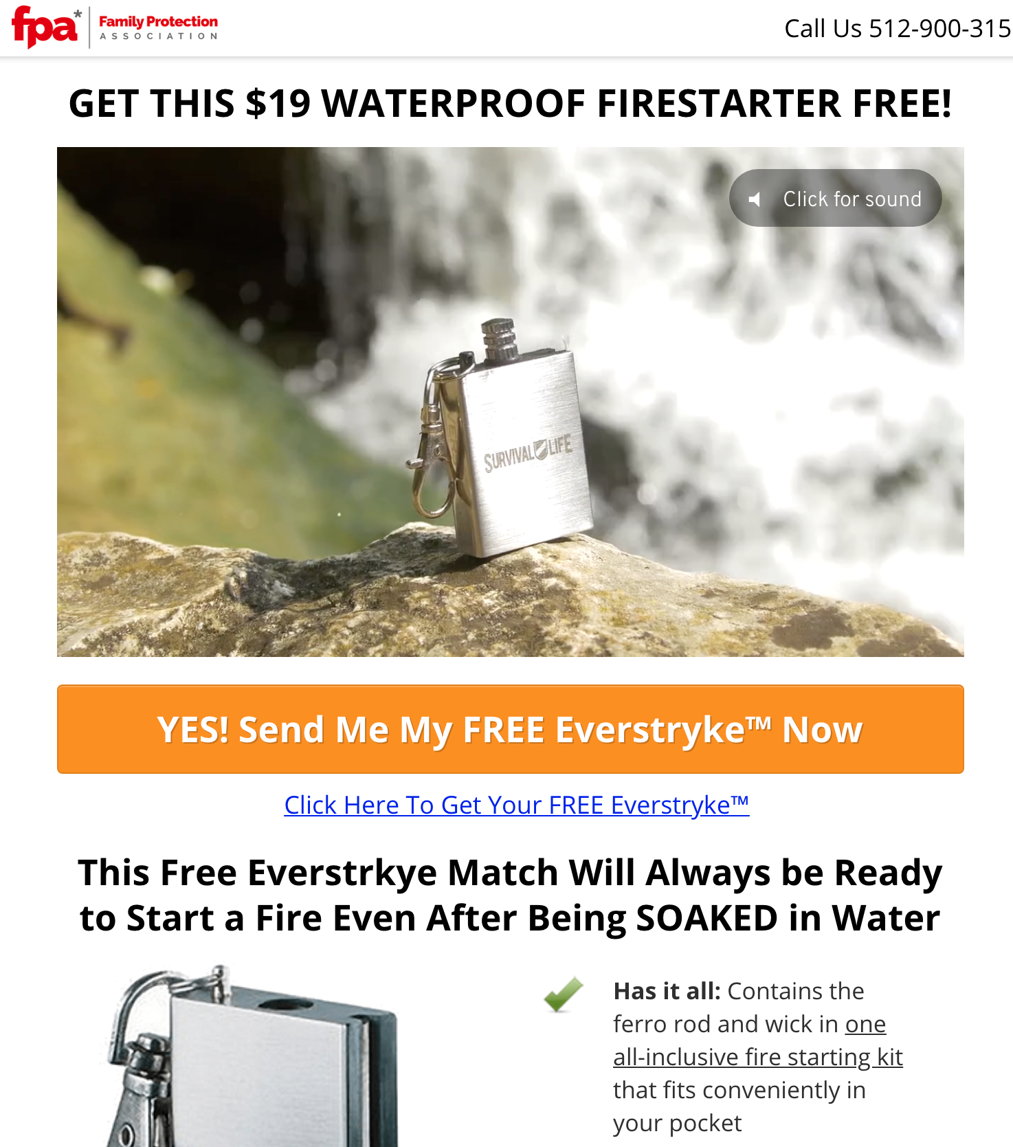 free-plus-shipping-firestarter