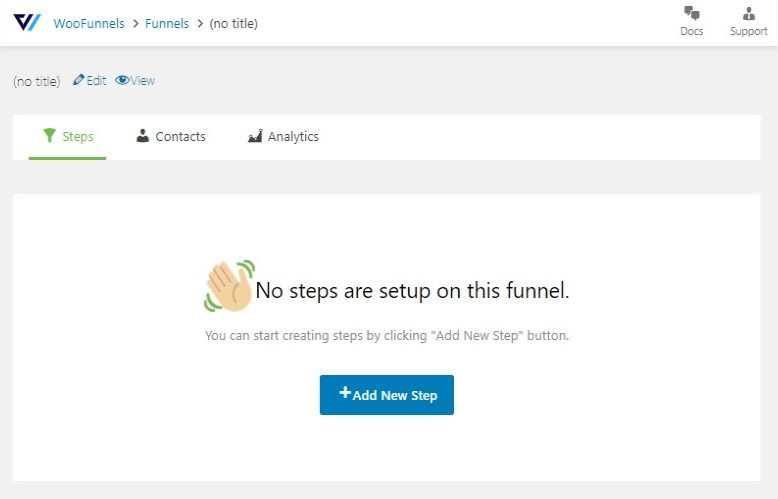 Add-New-Funnel-Step