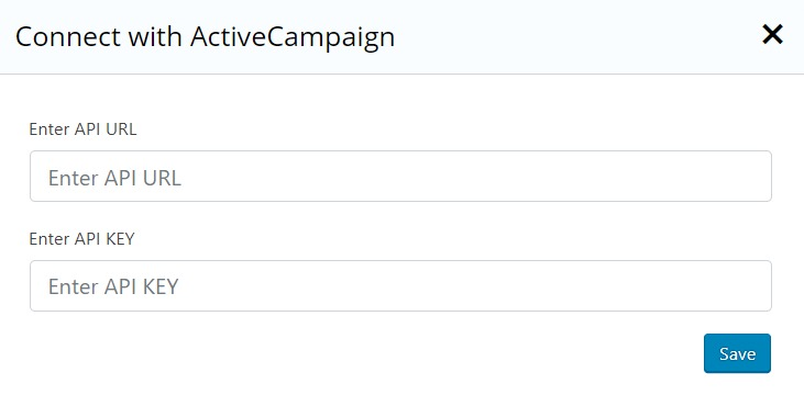 WooCommerce-ActiveCampaign-API-Access
