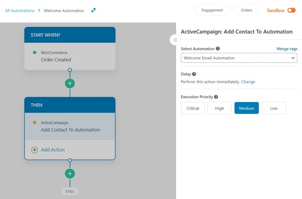 WooCommerce ActiveCampaign Automation for Welcome Email Sequence