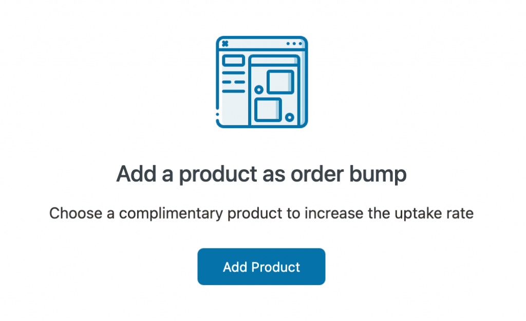 Add a Product to Order Bump